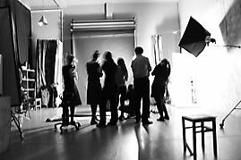 Иненсивный курс фотографии   Группа 23И   фото Алены Громовой