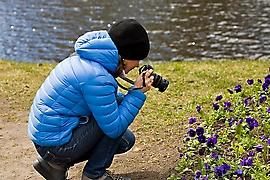 Интенсивный курс фотографии (для начинающих) | Санкт-Петербургская школа визуальных искусств