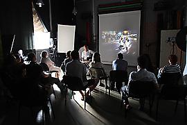 лекция Александра Петросяна | Санкт-Петербургская школа визуальных искусств